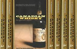 Canadian Whisky Book Davin shelf