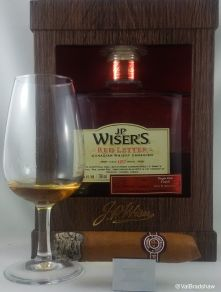 Wisers Red Letter Montecristo Petit No2 1st 3rd