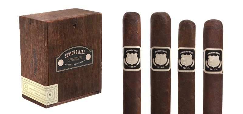 Jericho Hill Box Press 4 Cigars