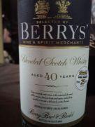 170930 Berry's 40yo KWM