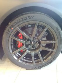 Capital Ford GT Michelin Tire
