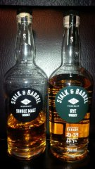 Stalk and Barrel Single Malt & Rye