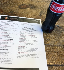 180607 Cajun Phatty's menu p1