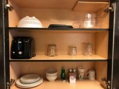 Park Inn YYC Calgary Kitchen Cupboard