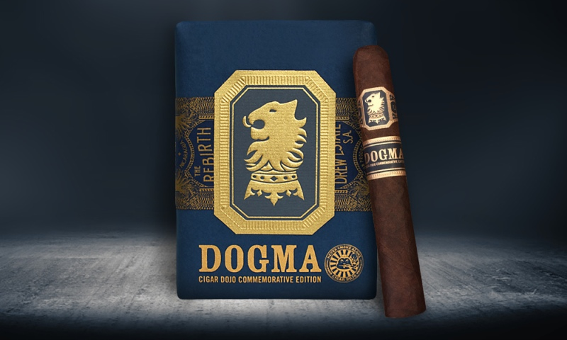Drew Estate Dogma Cigar Dojo Commemorative
