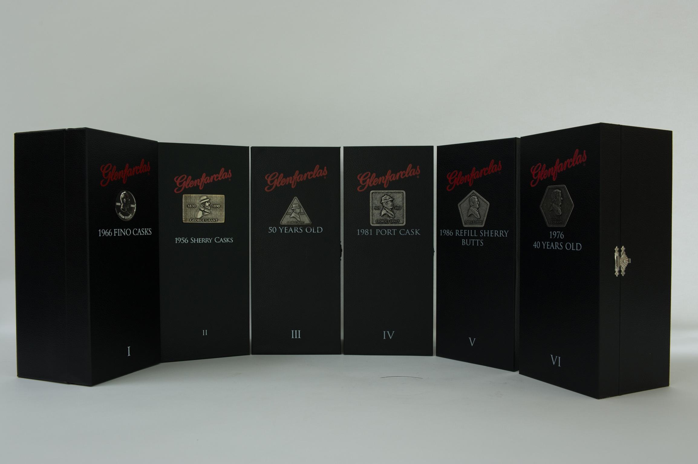20200421 Glenfarclas 6 Grant editions