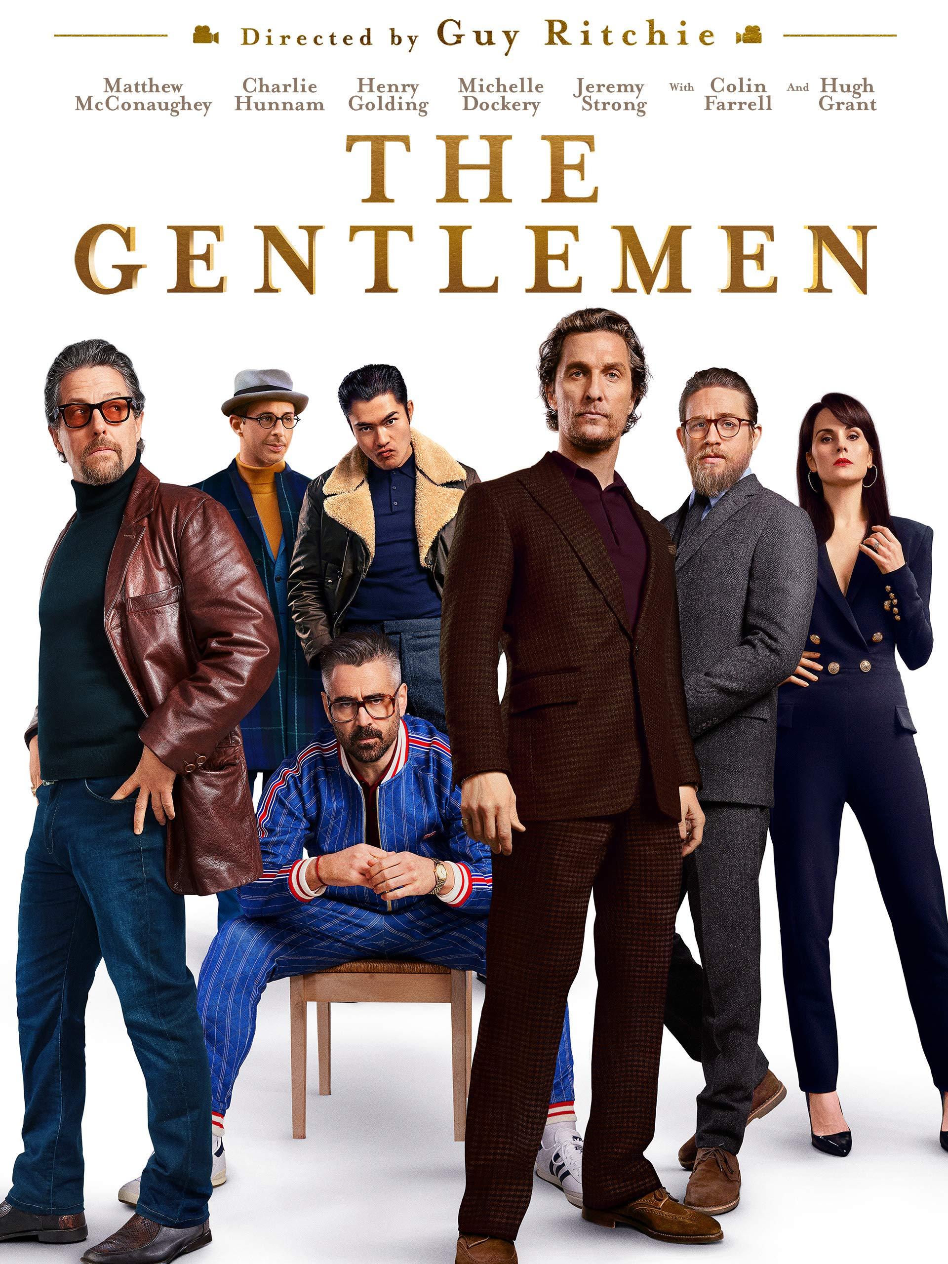 The Gentlemen movie image