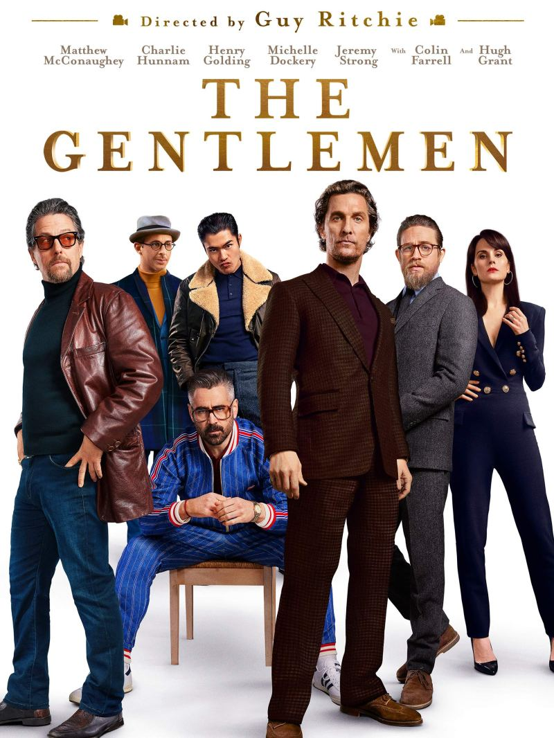 The Gentlemen movie image